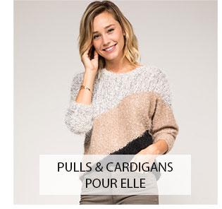 Pulls et cardigangs pour ELLE