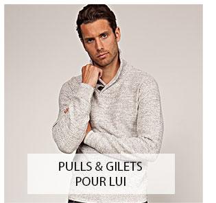 Pulls et gilets pour LUI